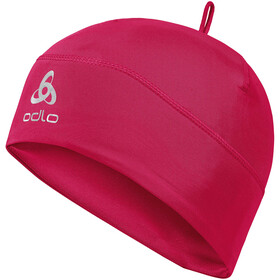 Odlo Polyknit Warm Hat Kids cerise